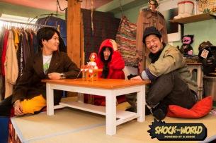G-SHOCKのYouTube番組「SHOCK THE WORLD」第1弾にGEZAN・マヒト × OKAMOTO'Sレイジ × BOY奥冨