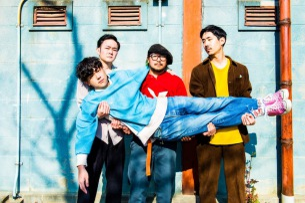 DENIMS、Special Favorite Musicの土井徳人(Ba.)を正式メンバーに迎え2021年より新体制でリスタート