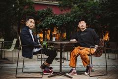 FRONTIER BACKYARD冬のデジタルシングル 「Infi Method」リリース