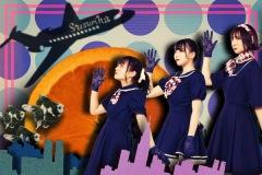 Suzuriha、ライヴで好評のシングル曲を配信リリース MVも公開
