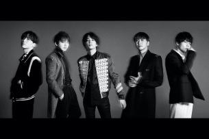 Da-iCE、最新AL『SiX』全曲試聴動画を1/15プレミア公開