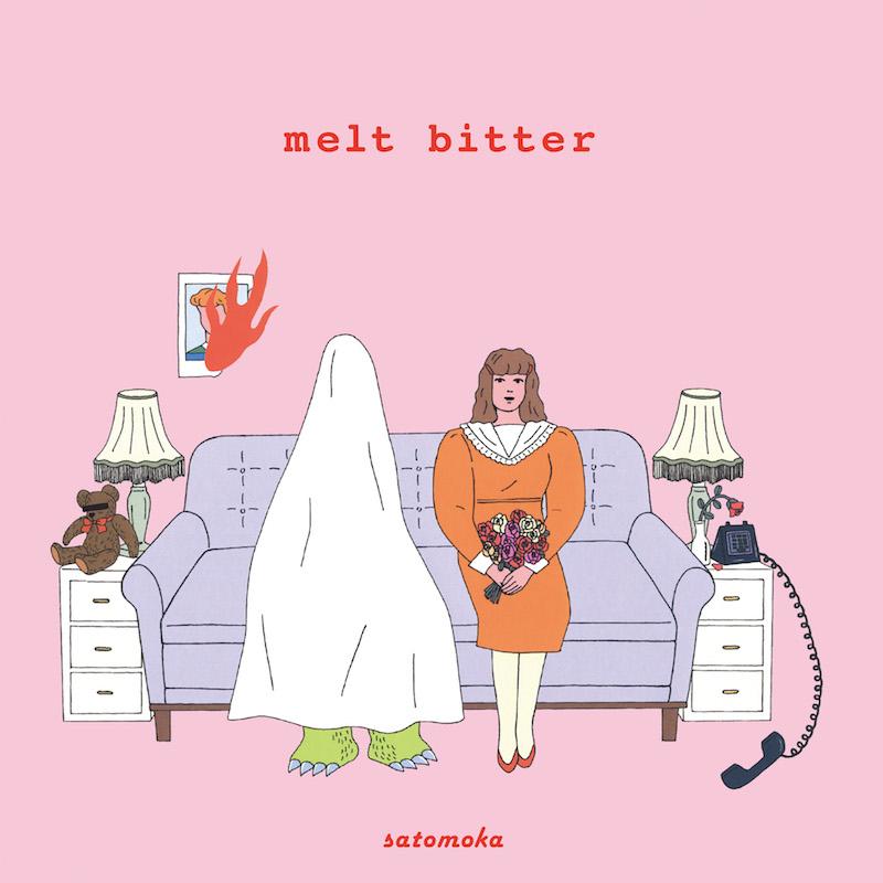 さとうもか、1stシングル「melt bitter」3rdアルバム『GLINTS』アナログ・レコードでリリース決定