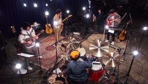 THE CHARM PARK、2/3発売の最新AL初回盤からスタジオ・ライヴのダイジェスト映像公開