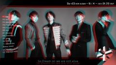 Da-iCE、最新AL『SiX』ライナーノーツつき全曲試聴ダイジェスト映像公開