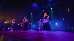 BiSH、8時間配信コンテンツより超レア曲「HUG ME」ライヴ映像をフル公開