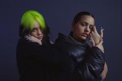 ビリー・アイリッシュ、新曲「Lo Vas A Olvidar」でスペインの歌姫ロザリアとコラボ